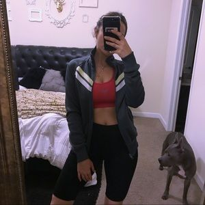 Jackets & Blazers - Nike track jacket
